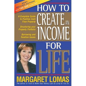 How to Create an Income for Life margaret lomas