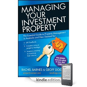 managing your investment property rachel barnes